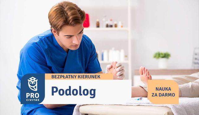 Bezpłatna szkoła podologiczna w Kielcach - nowy zawód za darmo!