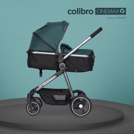 Colibro Onemax 2w1 lub 3w1 NOWY Wózek w super cenie!