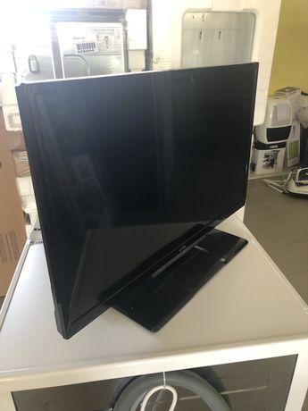 Tv led electronia 28hd s11 tela partida para peças