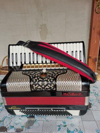 Akordeon Horch 120 basów
