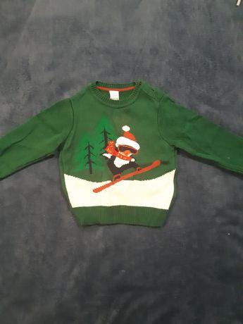 Продам новогодний свитер