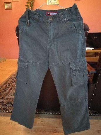 Spodnie chłopięce rozmiar 26 (pas około 72 cm)