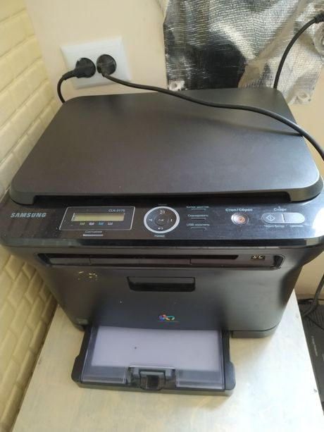 Принтер сканер самсунг СLX-3175