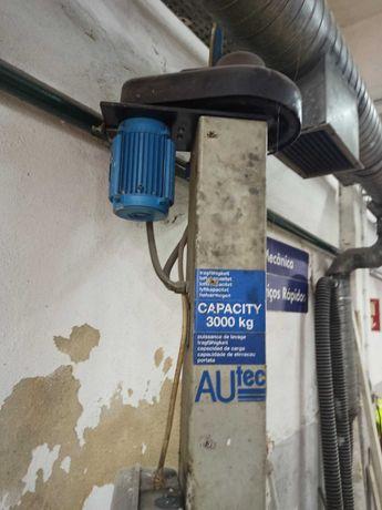 Elevador de Automóveis de duas colunas 3 Ton