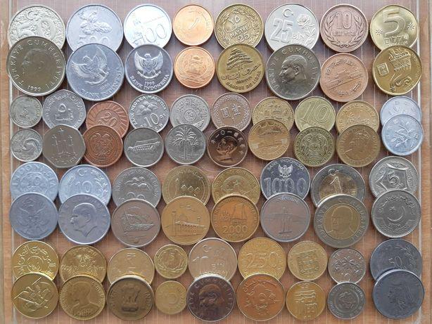 Монеты Азии. Экзотика без повторов. Набор №7 + бонус