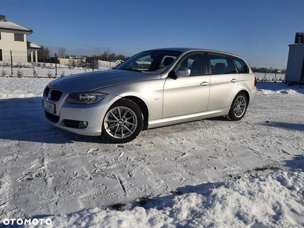 BMW Seria 3 Sprzedam BMW E91 Touring 2 0 D 177 KM Ringi LED 2009 automat