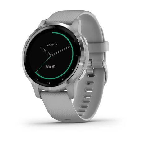 Zegarek Garmin vívoactive 4s Jasnoszary GPS smartwatch