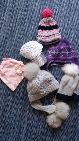 Шапочки Деми и зима