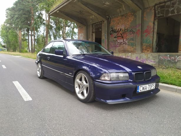 BMW 3 E36 Coupe 318IS