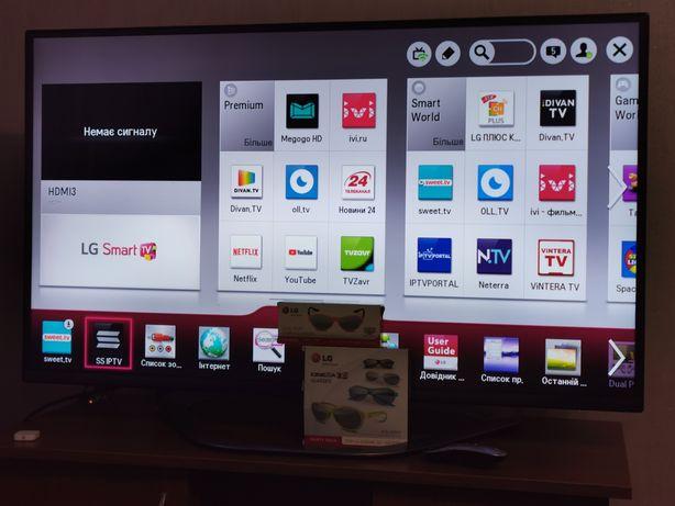 Телевізор LG 47LA660S