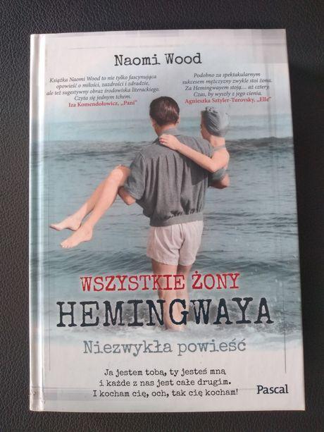 Wszystkie żony Hamingwaya Naomi Woody za darmo książka