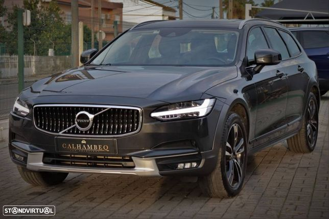 Volvo V90 Cross Country 2.0 D4 Pro AWD Geartronic