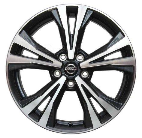 Felgi alu 18 5x114,3 Nissan Qashqai Leaf Juke Renault Kadjar NOWE !!