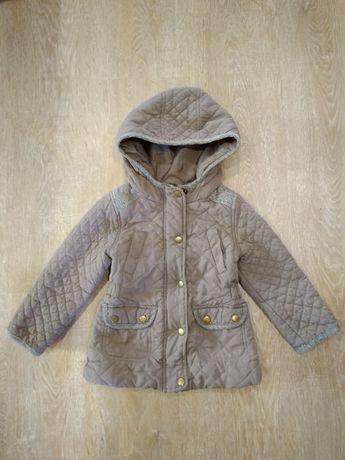 Курточка куртка демисезонная рост 92-102 см 2-3,5 года