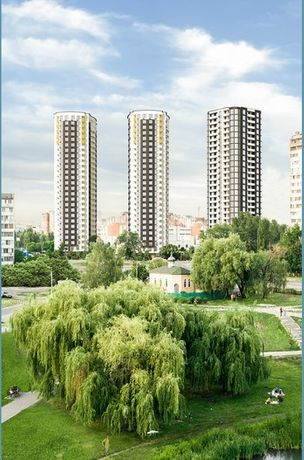Продам 1 кв. 47,28 м2 новострой ЖК Радужный, ул. Кибальчича 2