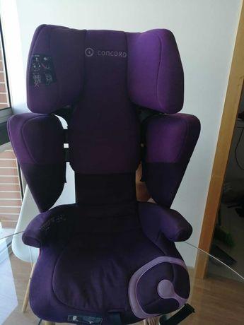 Cadeira Auto Transformer Isofix-XT Grupo II/III Concord