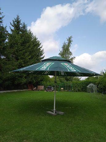 Parasol ogrodowy średnica 6m