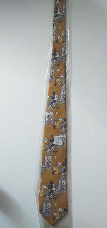 Krawat Myszka Miki Nowy