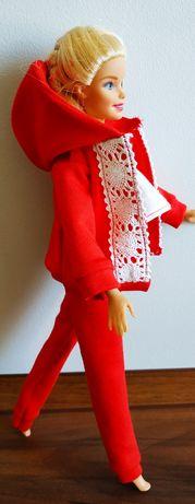 Ubrania/ubranka dla lalki Barbie