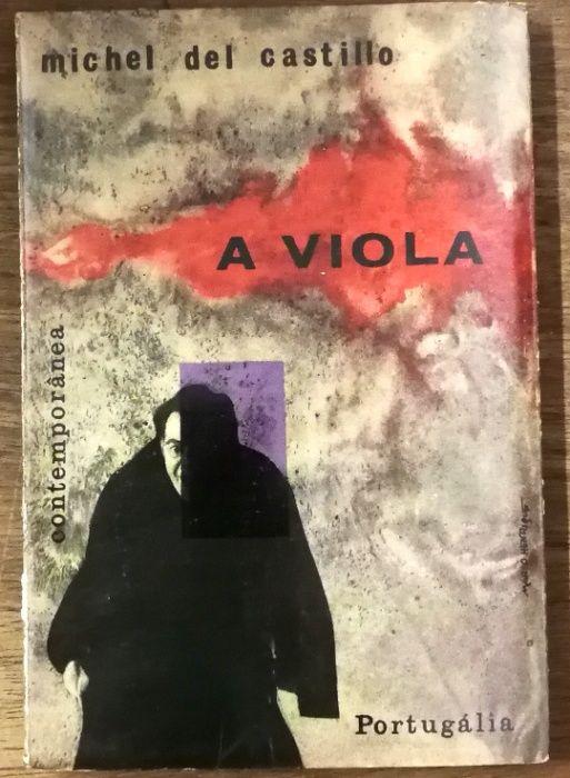 a viola, michel del castilho, portugália Estrela - imagem 1