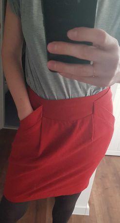 Solar spódnica wełniana 38