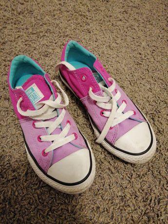Trzy pary butów Trampki converse 31.5 next 30 i adidas 30