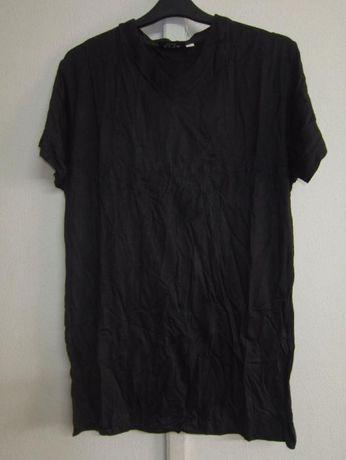 Conjuntos de 2 Camisolas de Homem - Preta XL e Branca M