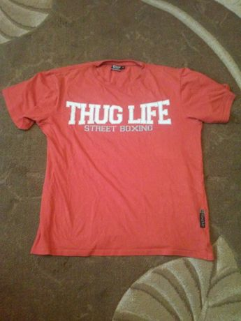 Thug life , koszulka , m , męska