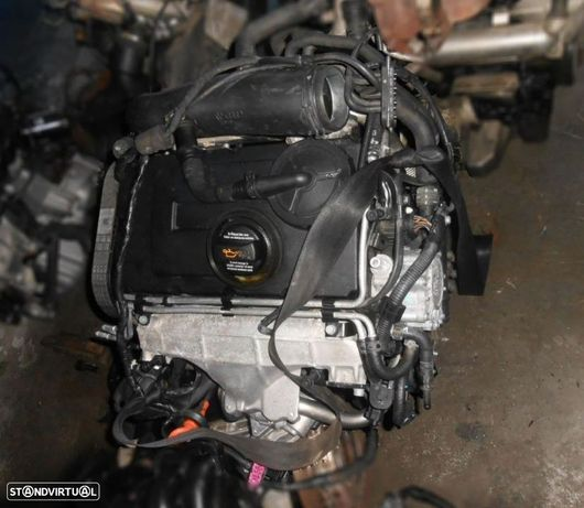 Motor para VW 2.0 tdi BKD