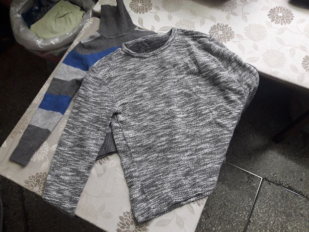 Swetry używane mix
