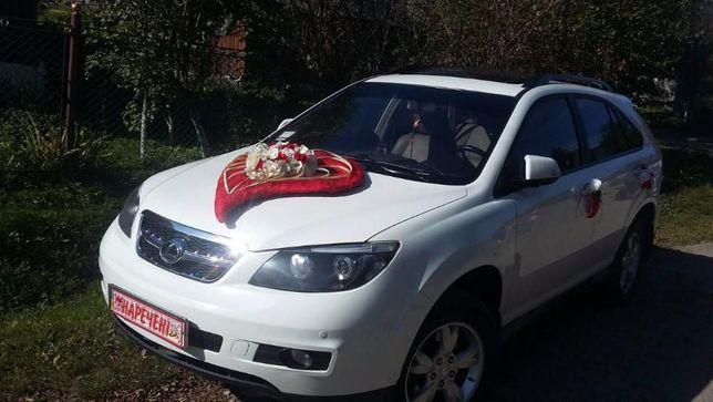 Авто машина на весілля свадьбу кортеж