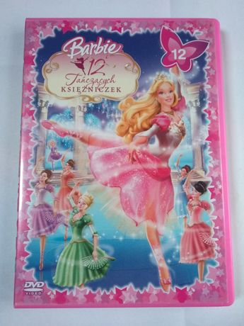 Barbie na DVD 6 płyt
