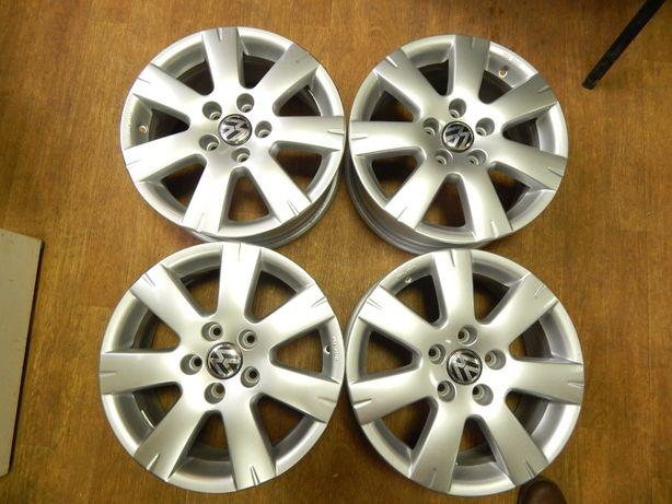 Диски 5 112 R16 Volkswagen Passat B6, B7, Caddy, Touran, Jetta Origina