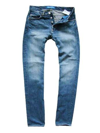 Adidas markowe spodnie jeansowe W31  pas 80 cm