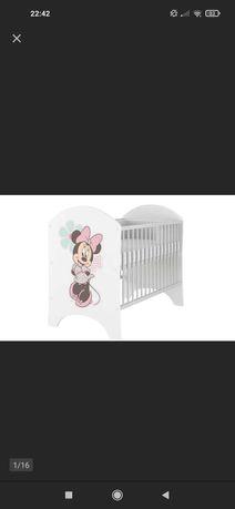 Łóżeczko dziecięce Minnie design