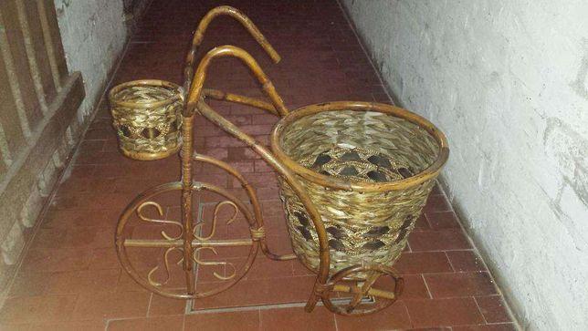 Плетенная антикварная ручной работы Bicekleta
