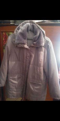 Куртка  женская 58 размер