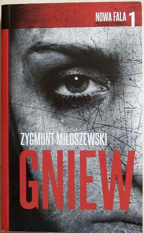 Gniew - Zygmunt Miłoszewski