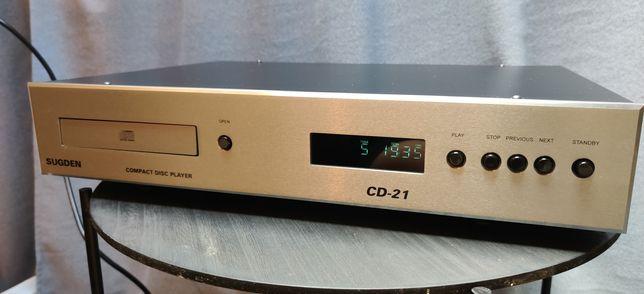 Sugden CD 21 Brytyjski odtwarzacz CD