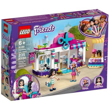Конструктор LEGO Friends НОВЫЙ Парикмахерская для девочек ЛЕГО подарок
