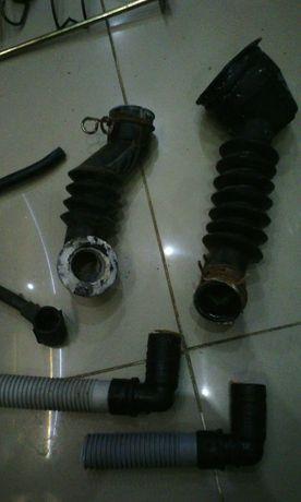 Патрубки,клапан стиральная машина samsung p803 J