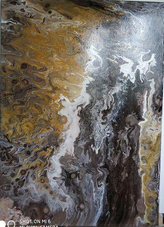 Sprzedam obraz- abstrakcja