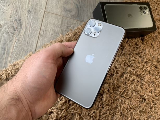 iPhone 11 Pro 64gb Space Gray Гарантия Rsim #761
