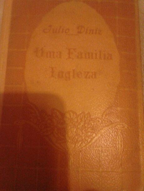 Uma Familia Ingleza - Julio Diniz