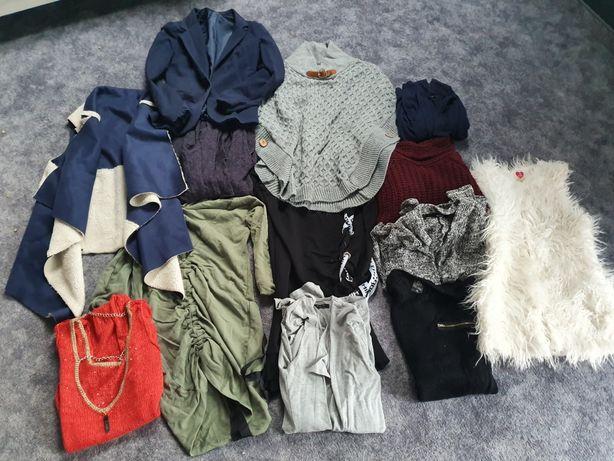 zestaw ubrań damskich r 36
