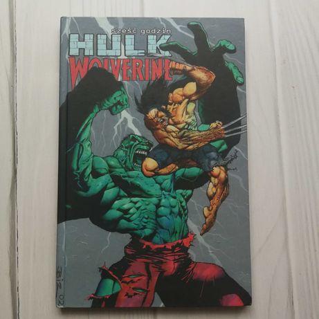 3 wydania zbiorcze kolekcjonerskie z Mandragory. Wolverine i inne