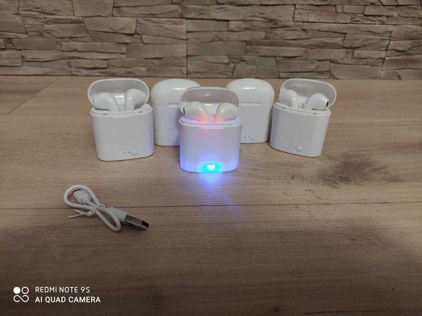 Słuchawki Bezprzewodowe Bluetooth i7s TWS