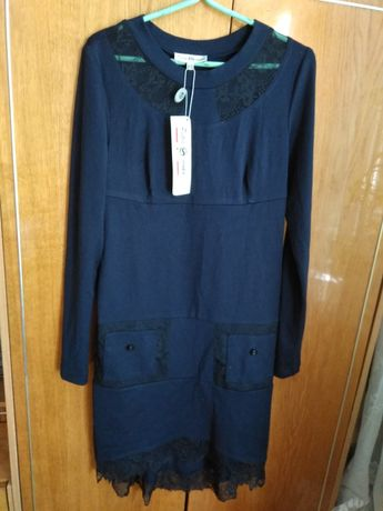 Платье бренда «Petro Soroka» р.42/44 (S/M),новое