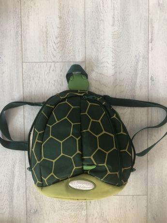 Plecak SAMSONITE żółwik do przedszkola żłobka