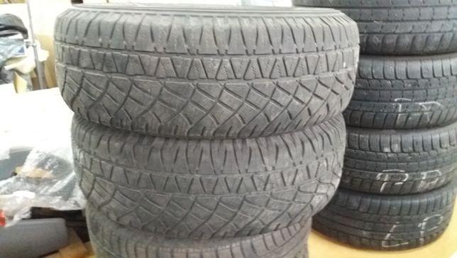 Michelin Latitude Cross 2szt, 235/70 R16, DOT 4809, 5,5mm, M+S